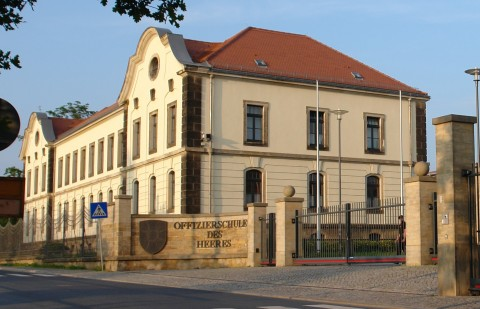 Die Dresdner Offizierschule des Heeres (Quelle: Wikipedia)