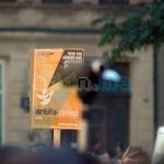 """Die Kampagne """"Fence Off"""" hatte zu einer bundesweiten Demonstration aufgerufen"""