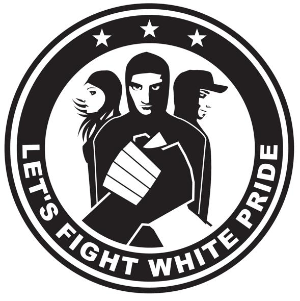 Let's Fight White Pride