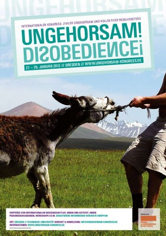 Internationaler Kongress - Disobedience