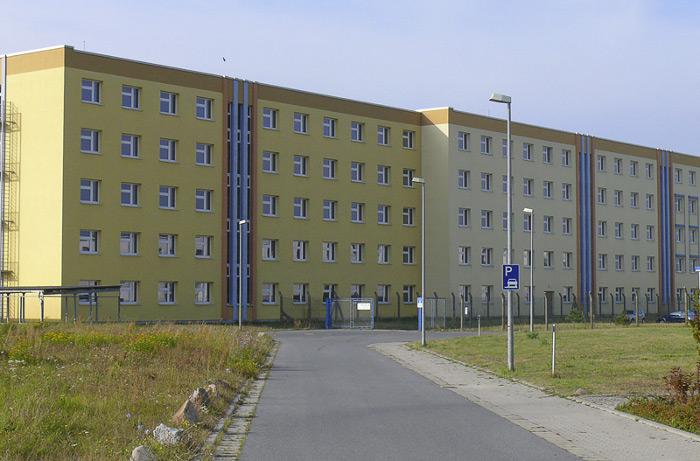 """Neues Asylsuchendenheim in Kamenz - """"Zentrum für Integration"""""""