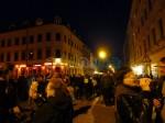 NachtTanzDemo in Dresden