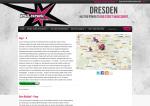 """Screenshot der Website """"Hollaback"""""""