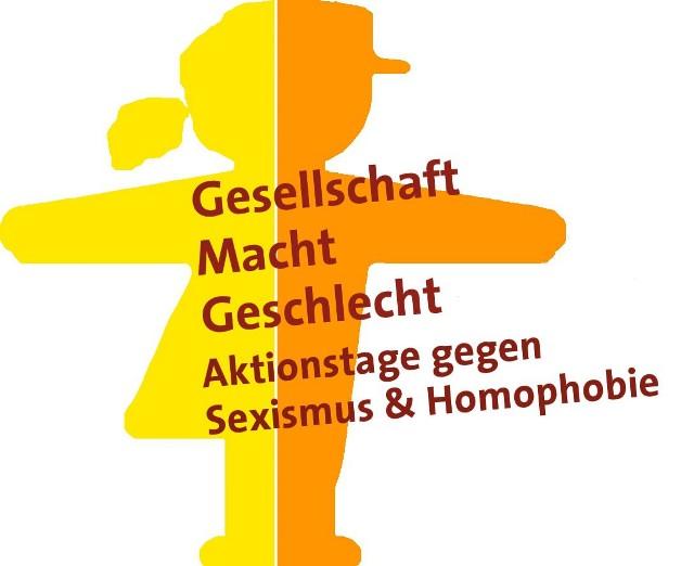 Aktionstage gegen Sexismus und Homophobie