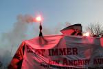 Antifademonstration gegen Repression (Quelle: flickr.com/photos/agfreiburg/)