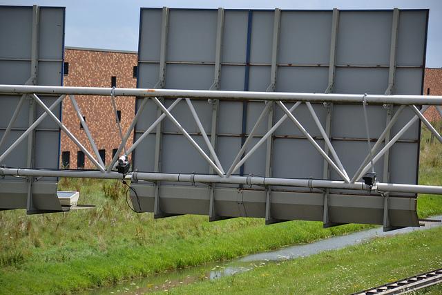 Einsatz von CatchKen in den Niederlanden (Quelle: flickr.com/photos/21878423@N03/)