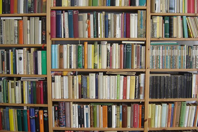 Trotz Erfolg: Dresdner Bibliotheken müssen sparen (Quelle: flickr.com/photos/scoobay/137446772)