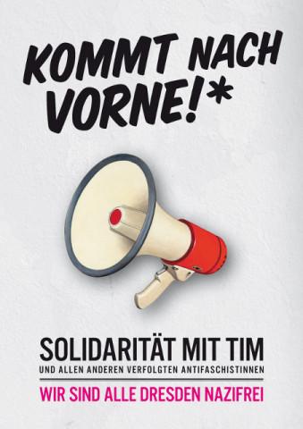 Kommt nach vorne!* (Quelle: sachsendrehtfreistaat.blogsport.de)