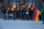 Kundgebung vor dem Neustädter Bahnhof  (Quelle: Danilo Starosta)