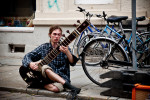 Demnächst verboten: Straßenmusik in Dresden (Quelle: flickr.com/photos/sunchild_dd/)