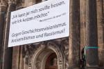 Protest an der Hochschule für Bildende Künste (Quelle: StuRa HfBK)