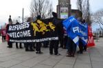 Solidaritätsdemonstration in Dresden (Quelle: uradresden.noblogs.org)