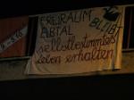 Solitransparent für den Freiraum Elbtal in Karlsruhe