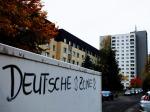 Rechte Schmierereien in Leuben (Quelle: afadresden.blogsport.de)
