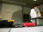 Alltag in Sachsen: Lehre statt Forschung (Quelle: flickr.com/photos/csaavedra/)