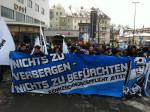 Demonstration von Fußballfans für die Einführung einer Kennzeichnungspflicht (Quelle: flickr.com/photos/nicebastard/)