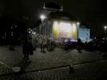 Konzert am 9. Februar auf dem Postplatz (Quelle: netzwerk-kultur-dresden.de)