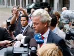 Prominenter Gast bei PEGIDA: Rechtspopulist Geert Wilders (Quelle: flickr.com/photos/roel1943/)
