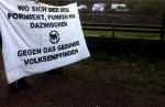 Kundgebung in Freital (Quelle: twitter.com/streetcoverage/)