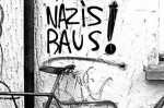 Nazis raus! (Quelle: flickr.com/photos/signorabovary/)