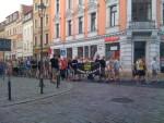 Demonstration am Mittwoch in Meißen (Quelle: twitter.com/streetcoverage)