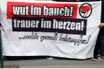 Wut im Bauch! Trauer im Herzen! Rechte Gewalt bekämpfen! (Quelle: flickr.com/photos/strassenstriche/)