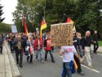 Demonstration am 4. Oktober 2015 in Sebnitz (Quelle: twitter.com/robsonte)