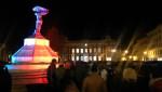 Auftaktkundgebung in Görlitz (Quelle: twitter.com/streetcoverage)