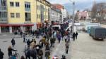 Stadtteilspaziergang auf der Alaunstraße (Quelle: twitter.com/durchgezaehlt/)