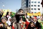 Newroz Feierlichkeiten in Ankara 2010 (Quelle: flickr.com/photos/sontilki/)