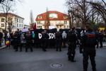 Solidaritätskundgebung in Laubegast (Quelle: news-photo.de)