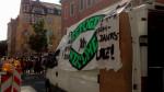 Demonstration in Meißen (Quelle: twitter.com/luna_le)