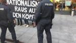 Gegenprotest auf der Prager Straße (Quelle: twitter.com/streetphotoSE)