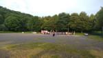 Rechte Abschlusskundgebung auf dem Platz des Friedens (Quelle: twitter.com/sachsenwatch/)
