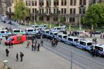 Kaum Beteiligung am Gegenprotest (Quelle: flickr.com/photos/strassenstriche/)
