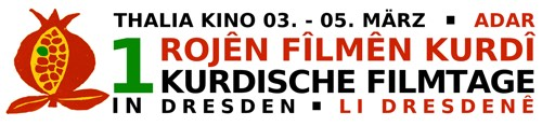 1. Kurdische Filmetage in Dresden