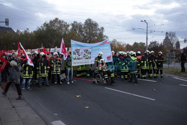 DemonstrationsteilnehmerInnen