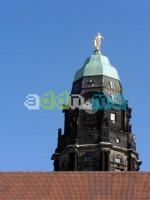 Dresdner Rathausturm