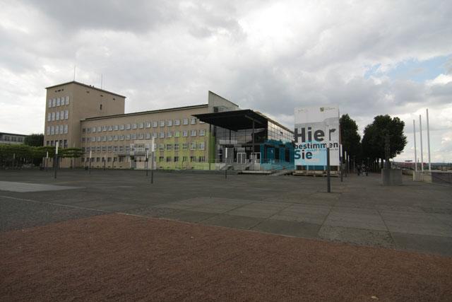 Der Sächsische Landtag in Dresden