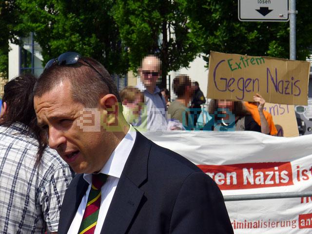 Stephan Kramer, Generalsekretär des Zentralrates der Juden in Deutschland
