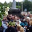"""Die """"weiße Rose"""" als Trauersymbol"""